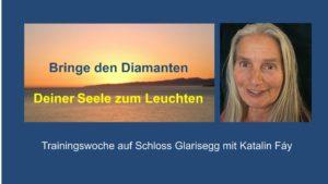 Trainingswoche mit Katalin Fáy auf Schloss Glarisegg