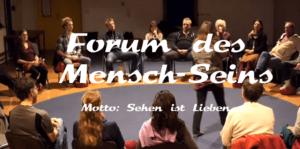 Forum des Mensch-Seins auf Schloss Glarisegg